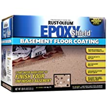Rust-Oleum 203008 Basement Floor Kit, Tan