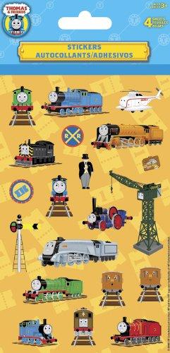 Thomas the Tank Standard Stickers - 4 Sheet - 1