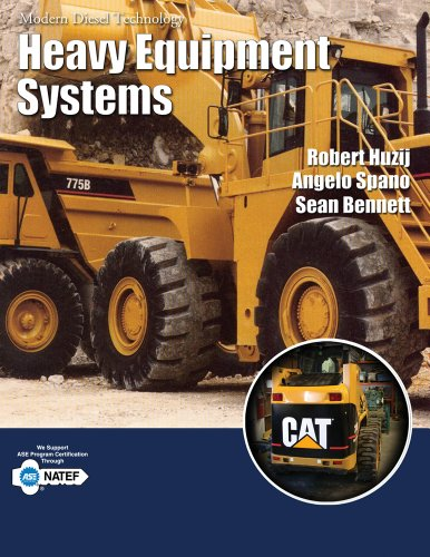 MDT: Heavy Equipment Systems: Heavy Equipment Systems - Cengage Learning - DE-1418009504 - ISBN: 1418009504 - ISBN-13: 9781418009502