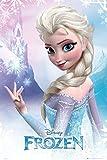 Frozen - Disney Movie Poster (Elsa) (Size: 24 x 36)
