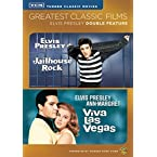 Jailhouse Rock and Viva Las Vegas Deluxe Double Feature DVD