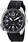 "Casio Men's MTF-E001-1AVCF ""Classic"" Black Quartz Watch"