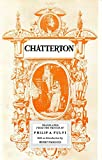 img - for Alfred De Vigny's Chatterton book / textbook / text book