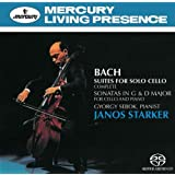 Bach: Suites for Solo Cello; Sonatas in G & D Major