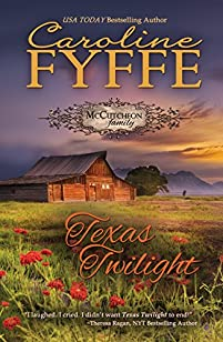 Texas Twilight by Caroline Fyffe ebook deal