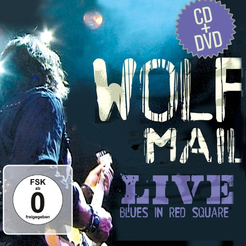 Live Blues in.. -CD+DVD-