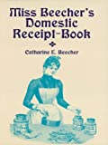 img - for Miss Beecher's Domestic Receipt-Book book / textbook / text book