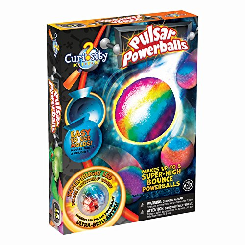 The Orb Factory Limited Curiosity Kits Pulsar Powerballs