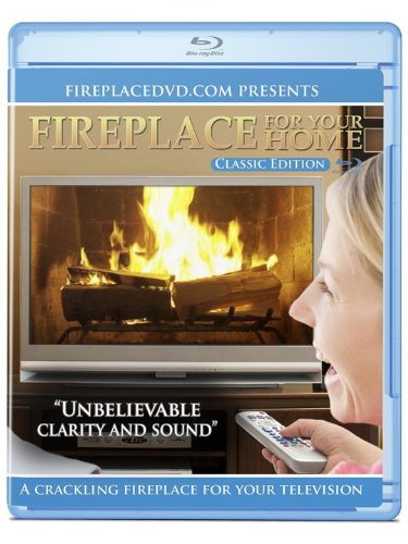 Fireplace DVD for your Home #5 Classic Edition Blu-ray Edition (Fireplace Dvd Blu Ray compare prices)