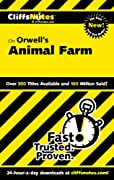 CliffsNotes on Orwell's Animal Farm (Cliffsnotes Literature Guides) by See Editorial Dept, George Orwell, Daniel Moran cover image