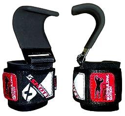 Skott Harpoon Weight Lifting Belt, Jet Black, One Size