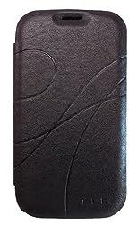 Eclipse KLD Flip Case for Samsung Galaxy S III i9300 - Black