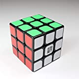 GoodPlay YJ Yongjun Sulong New 3x3x3 Black Speed Cube Puzzle