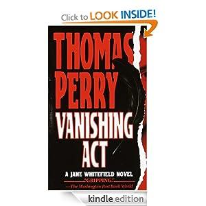 Vanishing Act (Jane Whitefield Novels) Thomas Perry