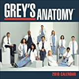 Grey's Anatomy: 2010 Wall Calendar