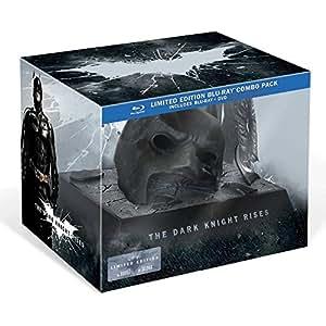 The Dark Knight Rises (coffret Collector + Copie Digitale) (édition Limitée Spéciale Amazon.fr) [Blu-ray]