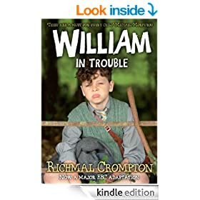 William in Trouble - TV tie-in edition (Just William)
