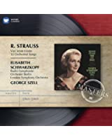 R. Strauss : 4 Derniers Lieder
