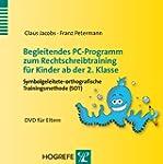 Begleitendes PC-Programm zum Rechtsch...
