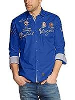 Redbridge Camisa Hombre R20009A (Azul)