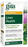 Gaia Herbs Liver Health, 60-capsule Bottle
