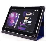 HP 7 Model 1800 Tablet with Intel Atom Processor 8GB Memory Tablet Case - UniGrip Edition - ROYAL BLUE (Walmart...