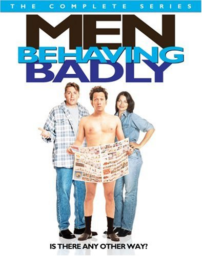 Men Behaving Badly: Complete Series [DVD] [2007]
