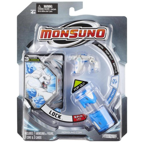 Monsuno Core 1-Pack - Wave #1 - Lock