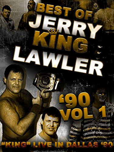 Best Of Jerry The King Lawler 1990 Vol 1