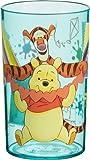 Unitedlabels AG 0119217 Trudeau - Vaso (plástico, 225 ml), diseño de Winnie The Pooh