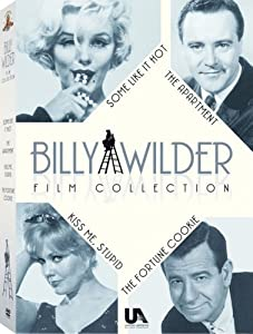 Billy Wilder Film Collection - Boxset