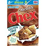 Chex Chocolate Cereal, 14.25-Ounce Box (Pack of 6)