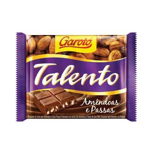garoto-talento-milk-chocolate-w-almonds-and-raisins-353-oz-pack-of-12-chocolate-ao-leite-c-amendoas-