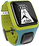 TomTom GPS Sportuhr Runner Limited, Turquoise/Green, One size, 1RR0.001.09 - 2