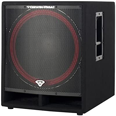 """Cerwin-Vega CVi-118S 18"""" Passive PA Subwoofer Speaker by Cerwin Vega"""