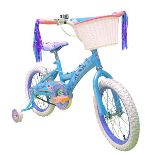 Littlest Pet Shop Girl's Bike (16-Inch Wheels)
