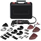 Porter Cable PCE605K52 3-Amp Oscillating Multi-Tool Kit with 52 Accessories