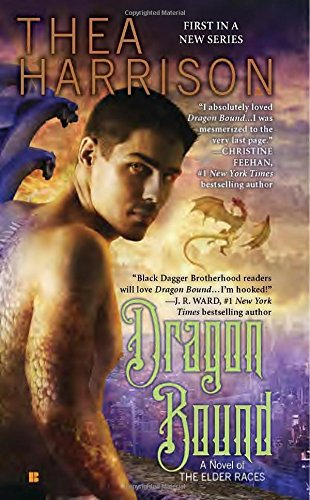 book cover of Dragon Bound