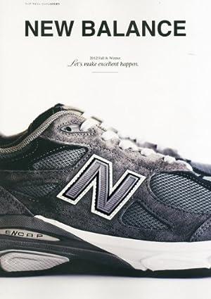NEW BALANCE (ニューバランス) 2012 FALL&WINTER 2012年 09月号 [雑誌]