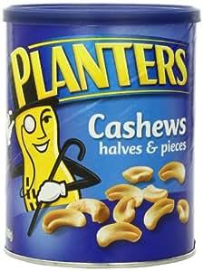 Planters Cashew Halves and Pieces, 16.25 oz.