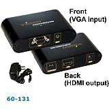 UniLink VGA to HDMI Converter Box (VGA + 3.5mm Audio In, HDMI Out) FREE SHIPPING