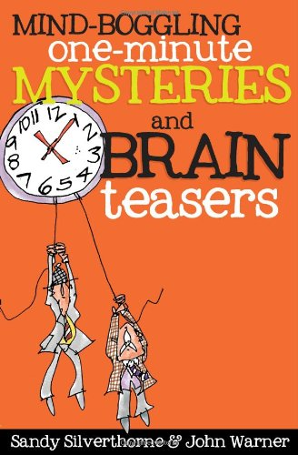 Mind-Boggling One-Minute Mysteries and Brain Teasers PDF
