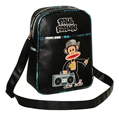 Back to School Paul Frank Julius the Monkey Boom Box Rapper Flight Bag by Wileys