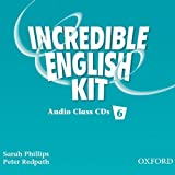 img - for Incredible English 6: Class Audio CDs book / textbook / text book