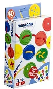 Miniland Buttons
