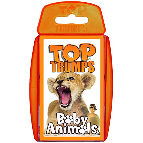 Baby Animals Card Game - 1