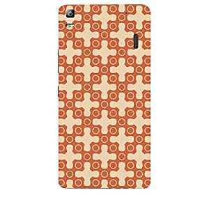Skin4Gadgets ABSTRACT PATTERN 300 Phone Skin STICKER for LENOVO A7000