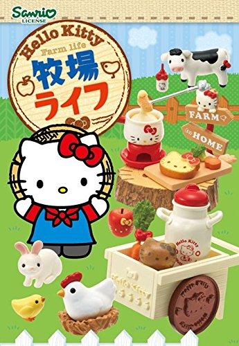 Hello Kitty Farm Life Bauernhof Re-Ment Überraschungs Box jetzt bestellen