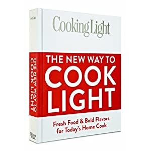 The New Way to Cook Light Cookbook cover