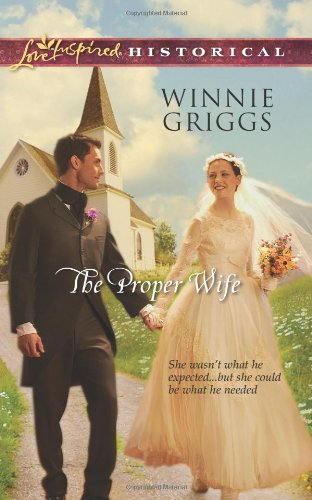 Image of The Proper Wife (Love Inspired Historical)